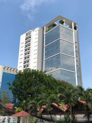 Sika Cambodia Head Office Building Legacy Business Center