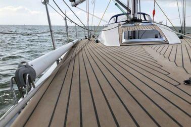 柚木更换SikaFloor 595海洋