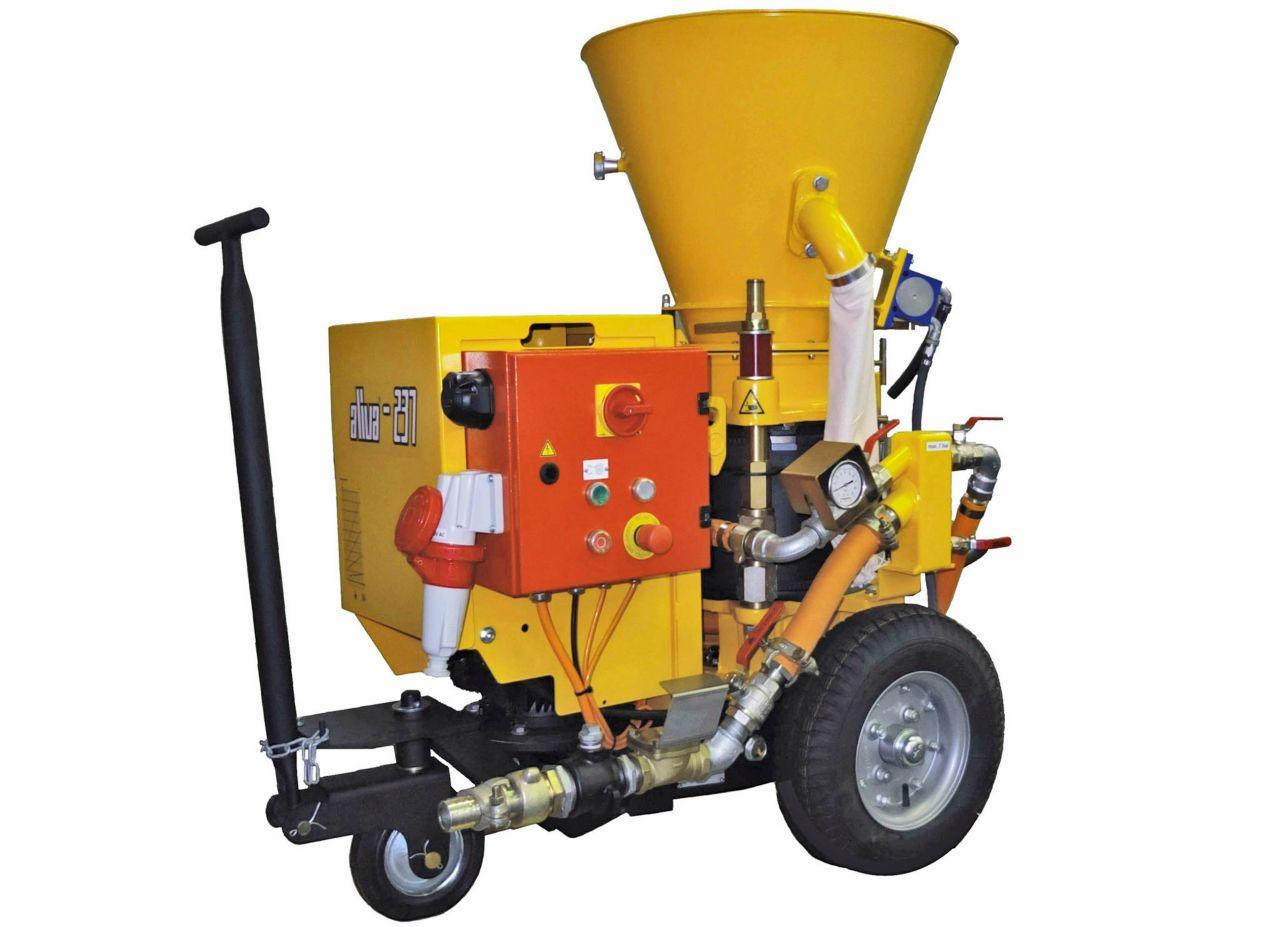 Spritzbetonmaschine Aliva-237