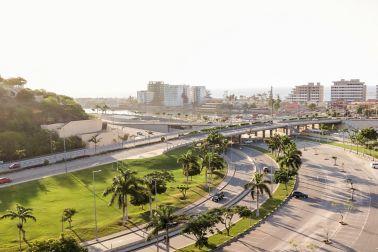 Luanda Green Sunset