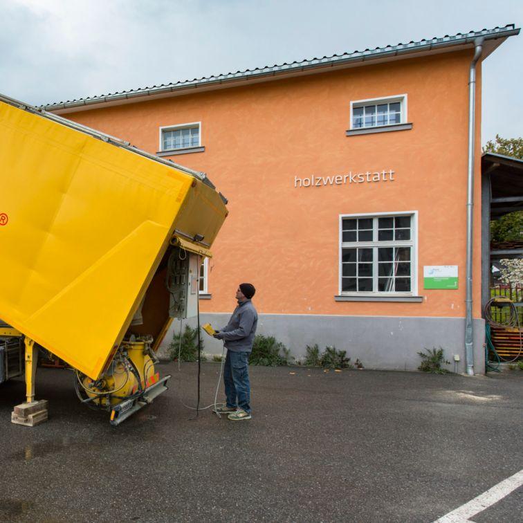 Aquamühle in Frastanz