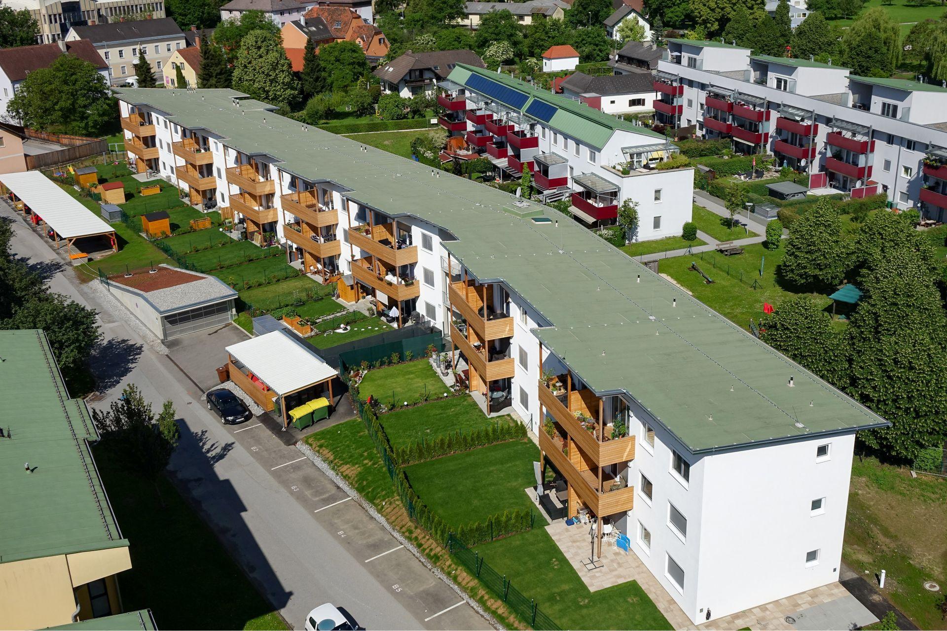 Gemeinnützige Wohnungen