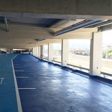Gut geplante Parkraum Aufteilung sorgt für 556 neue PKW-Stellplätze