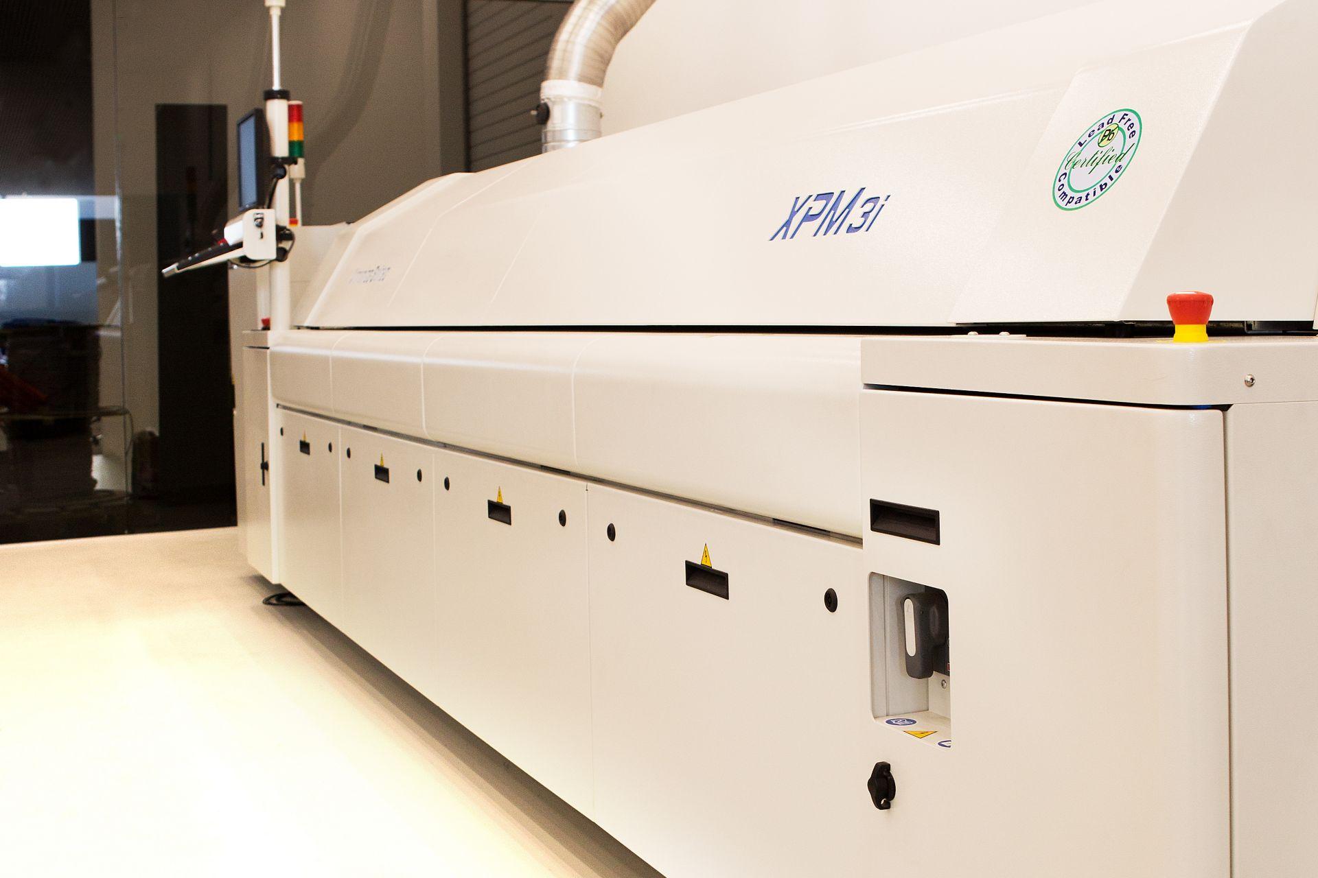 Elektrostatisch ableitfähige Beschichtung im Produktionsbereich