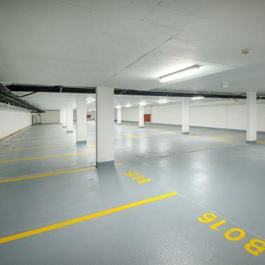 Tiefgararge Linz Urfahr