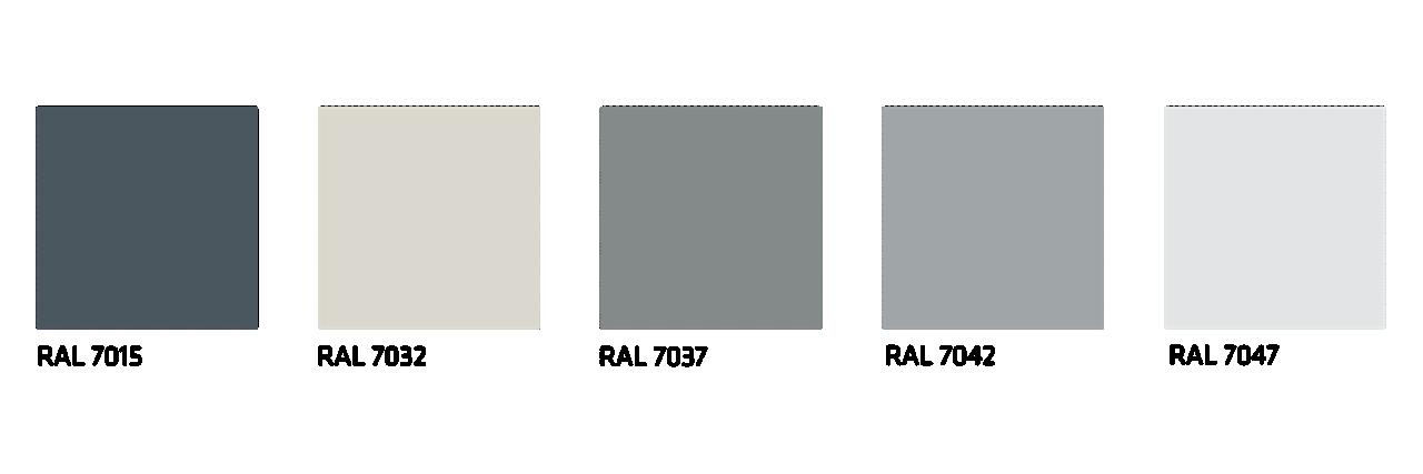 Kleuren MB55