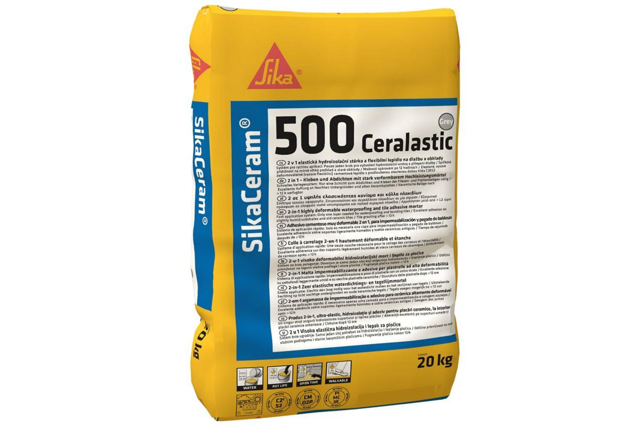 SikaCeram®-500 Ceralastic