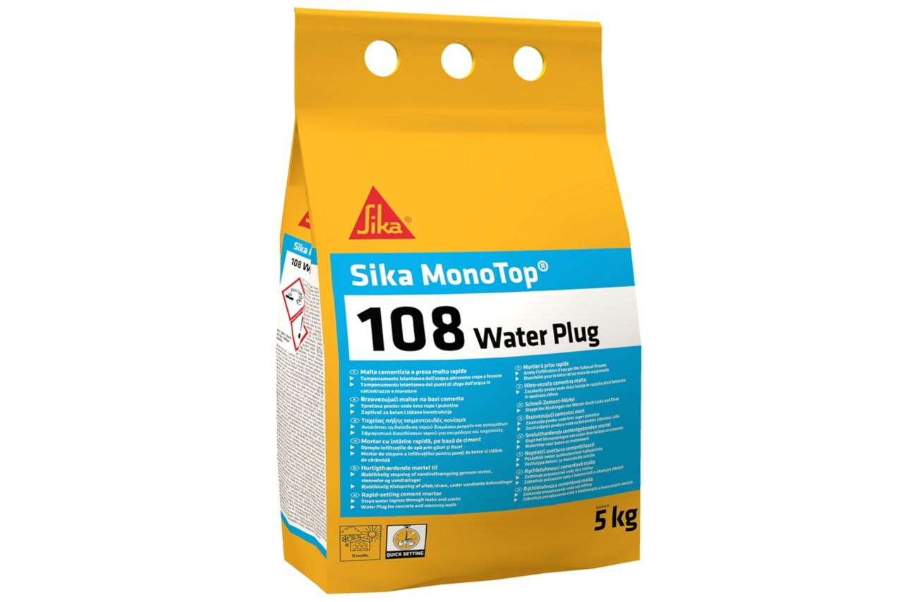 Sika MonoTop®-108 Waterplug