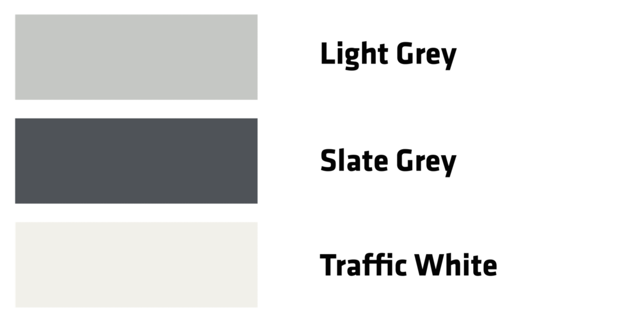 Kleuren Sarnafil TS 77