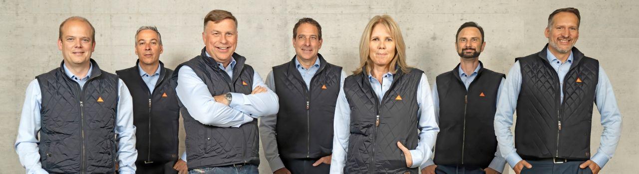 Alle Mitglieder des Management Sika Schweiz AG