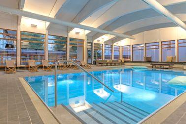 Schwimmbad Lenzerheide