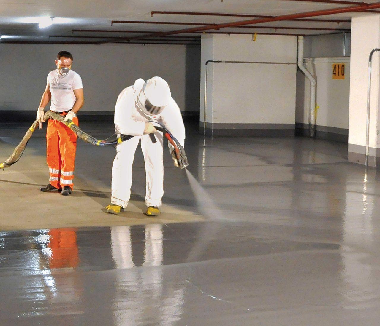 Flüssigkunststoff Abdichtungen