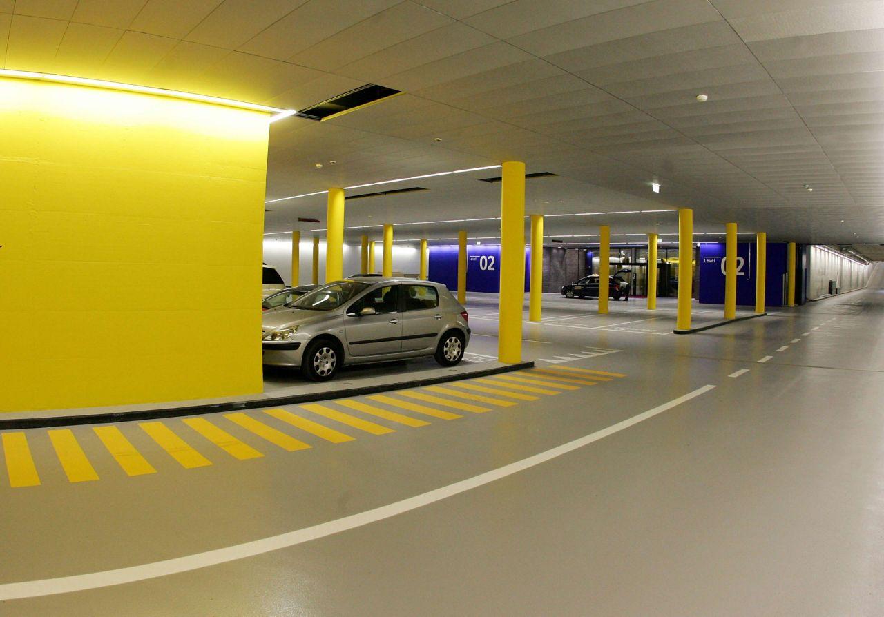 Parkhausbeschichtungen