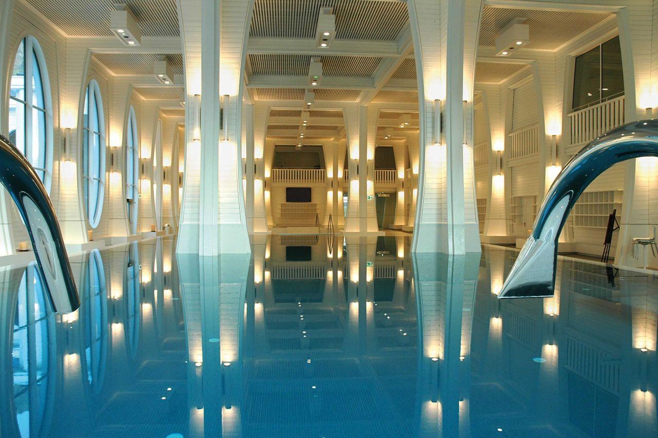 Schwimmbadabdichtungen