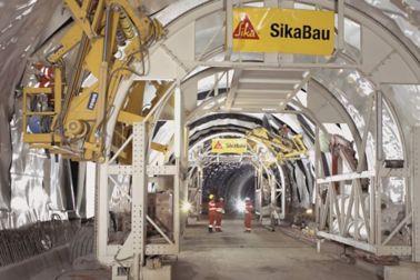 Tunnelabdichtungen