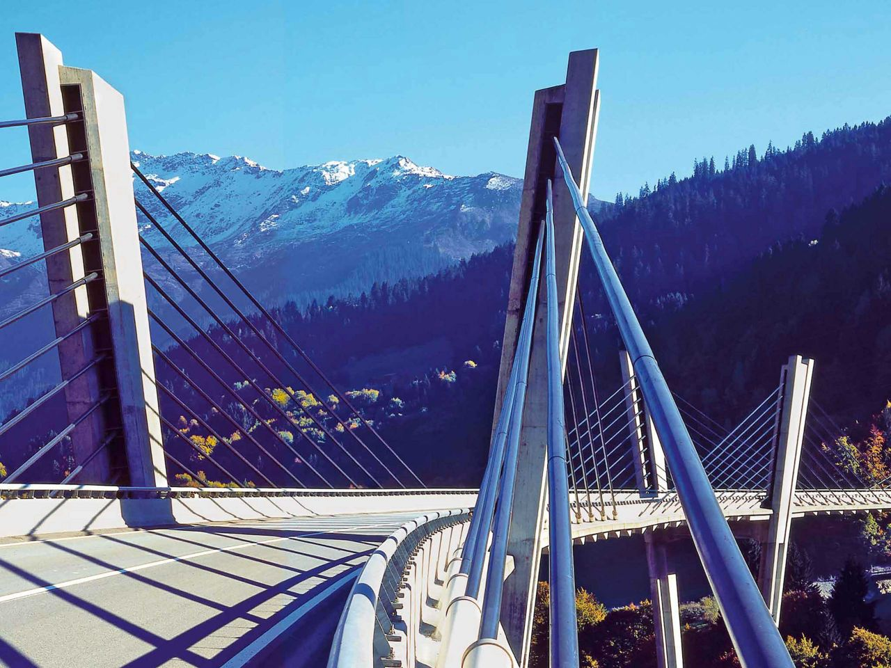 Brückenabdichtungen