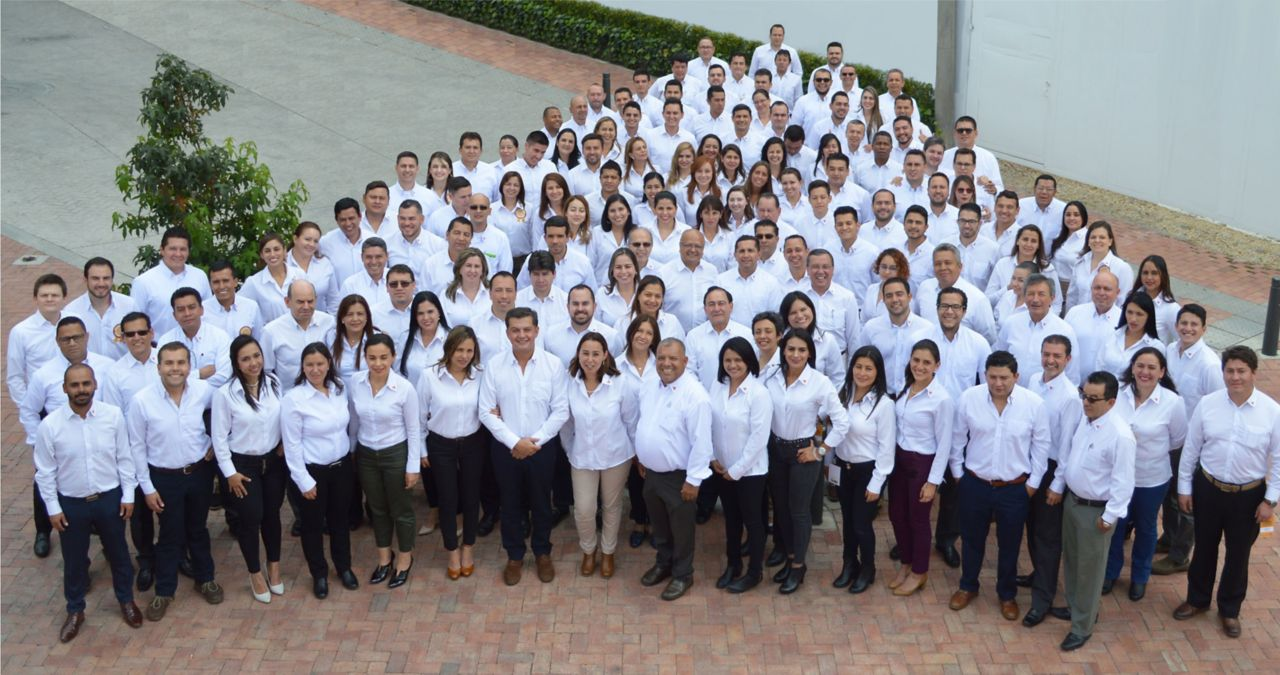 Empleados Sika Colombia