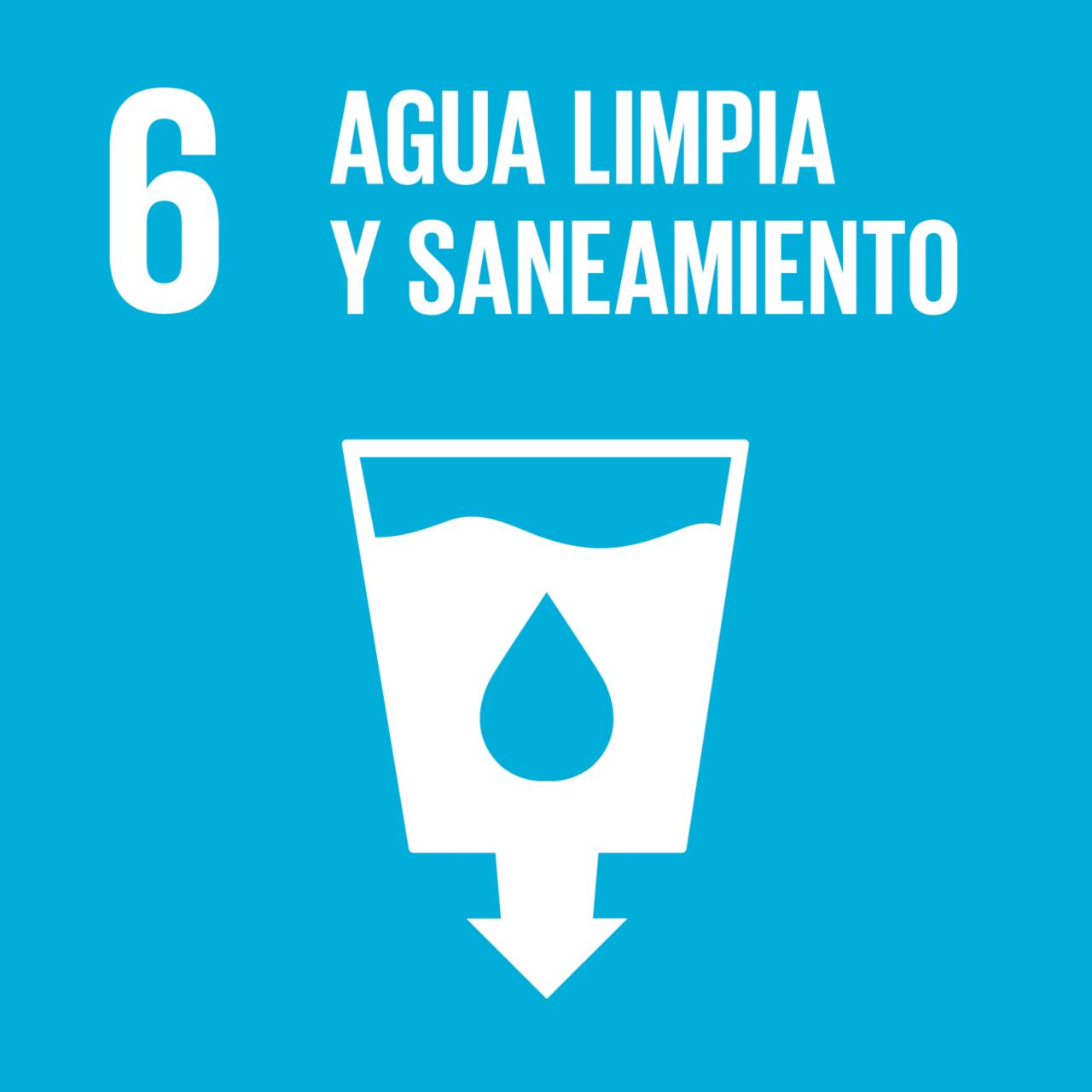 Codigo de naciones unidas agua limpia y saneamiento