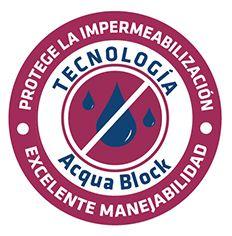 Sello Tecnologia Acquablock