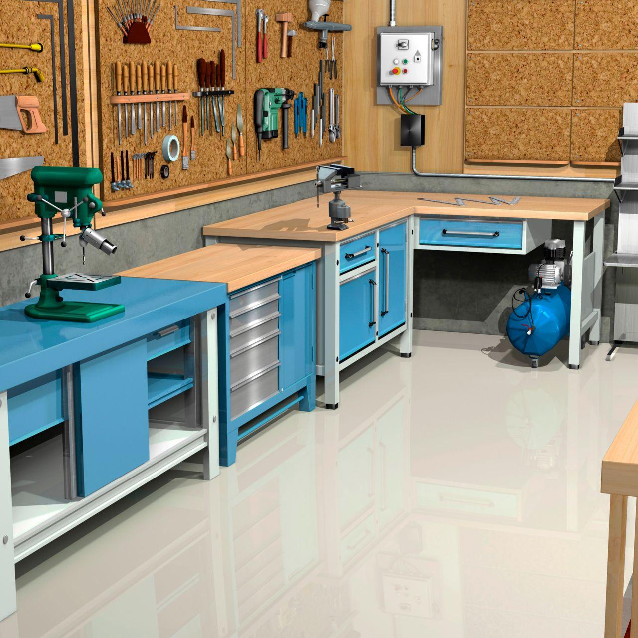 penetrace podlahy