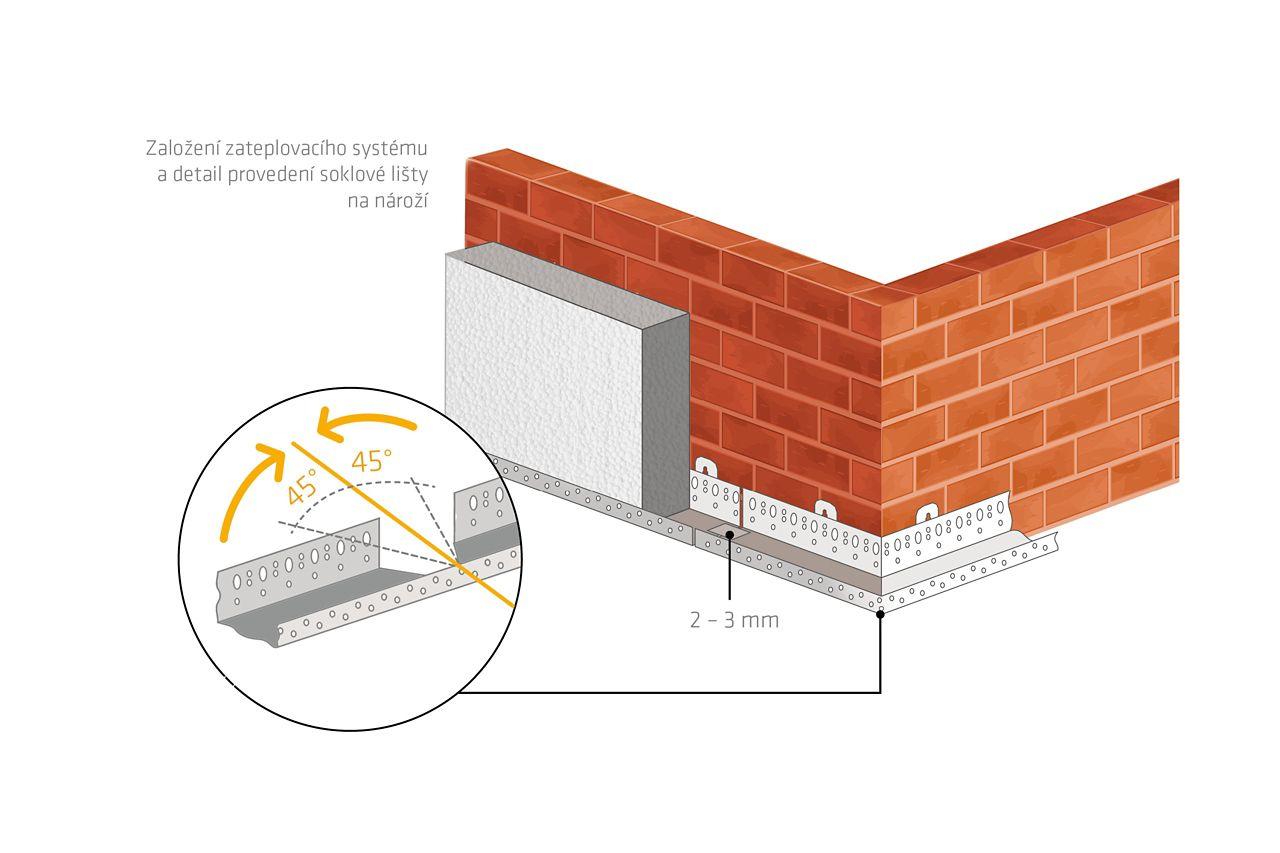 lepení pěnového polystyrenu - zateplování budov