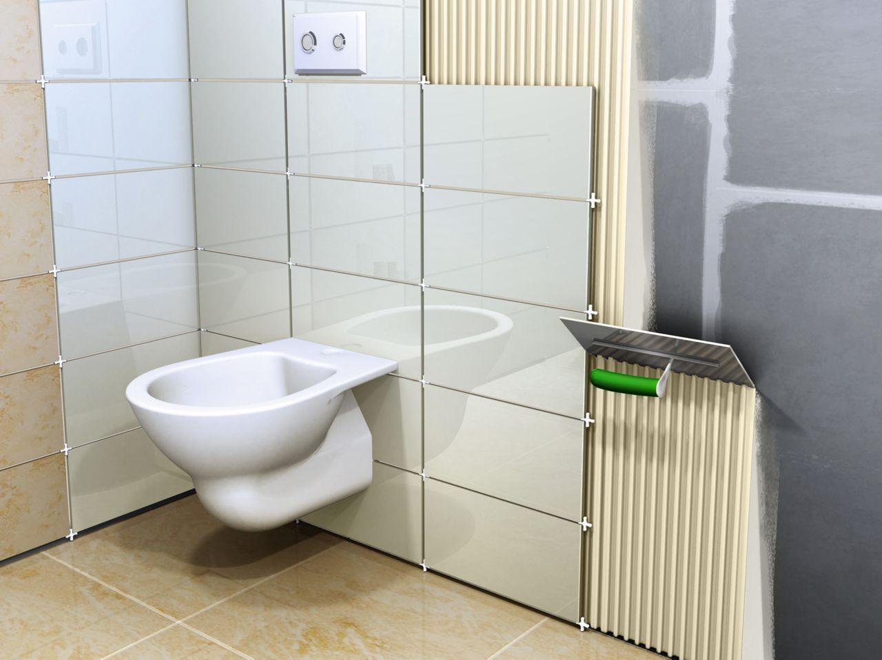 Jak obložit koupelnu?