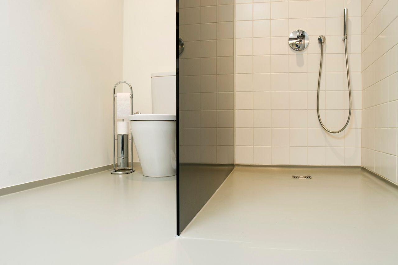snadná údržba podlahy ComfortFloor v sociálním zázemí domu