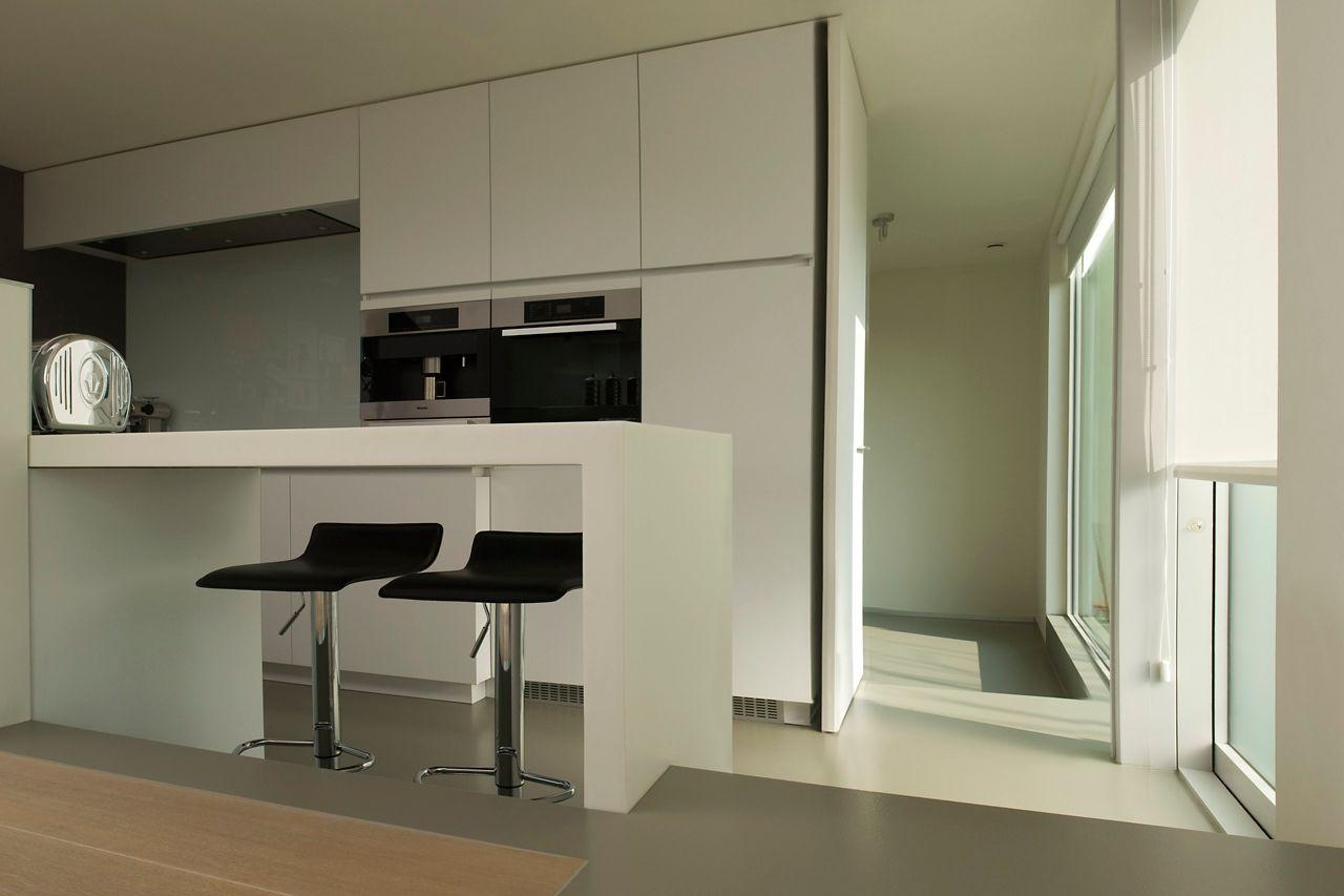polyuretanová podlaha v kuchyni