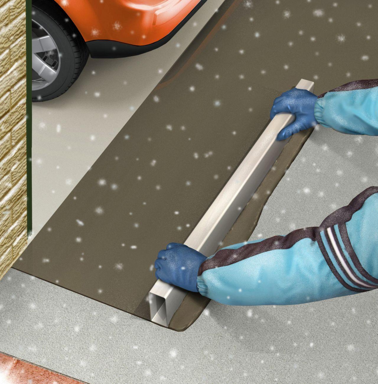 Sika Zimní přísada do betonu - betonování v chladu