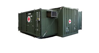 Zdravotnický kontejner