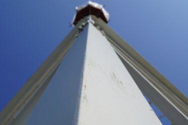Korrosionsschutz Sika Deutschland: Antennenmast Heiligenhafen