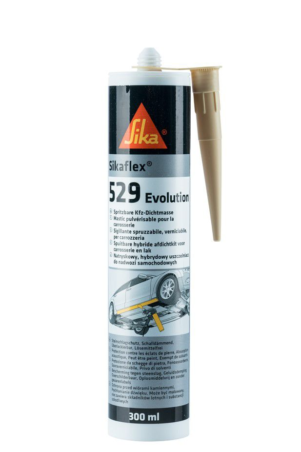 Überlackierbare Nahtabdichtung Sikaflex®-529 Evolution