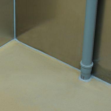 Flooring: Bäckerei Pilger Breitengraf-Backstube