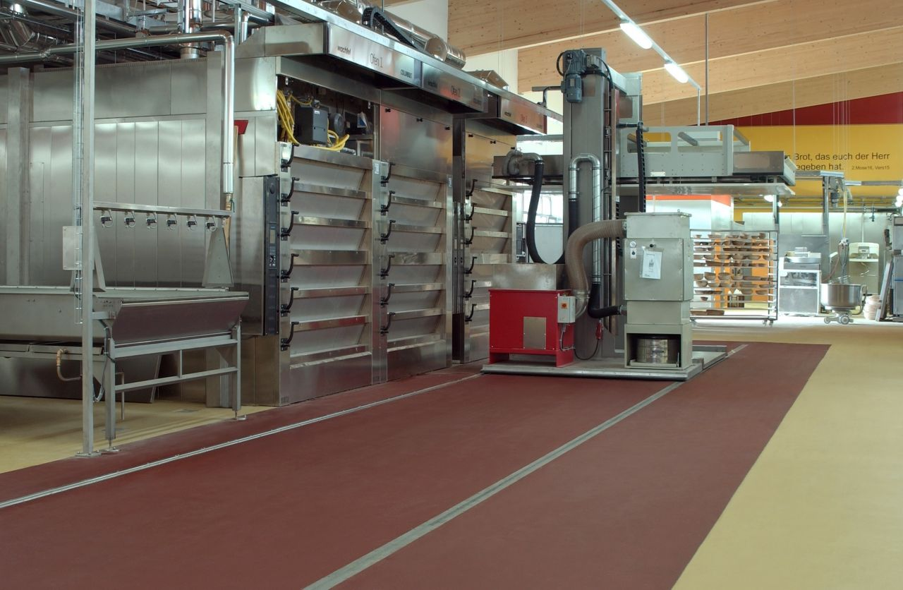 Flooring - Baeckerei Pilger