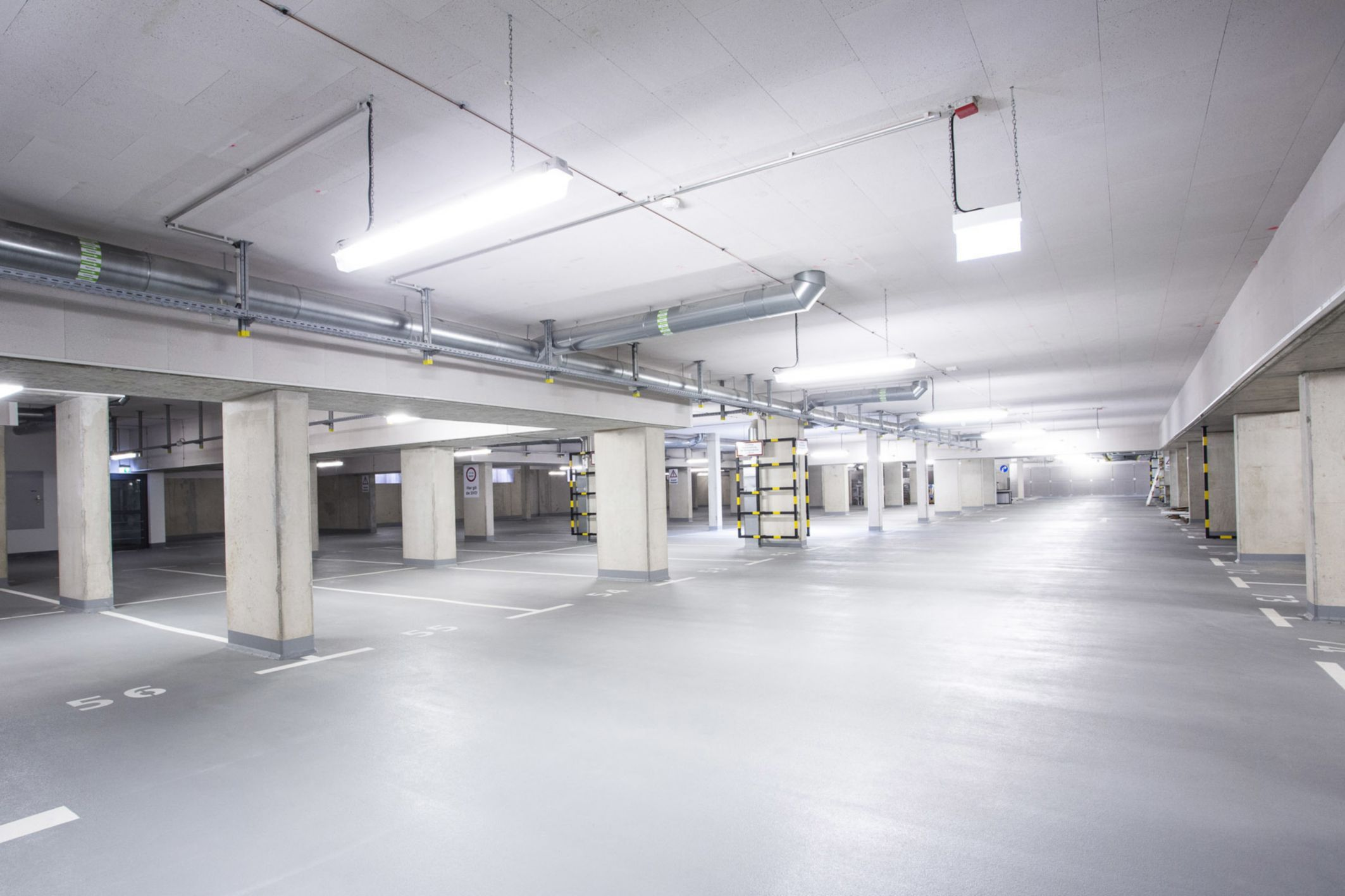 Flooring: Kleintierklinik Gießen