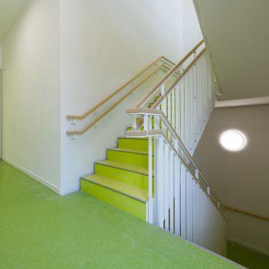 Flooring: Klinikum Haar