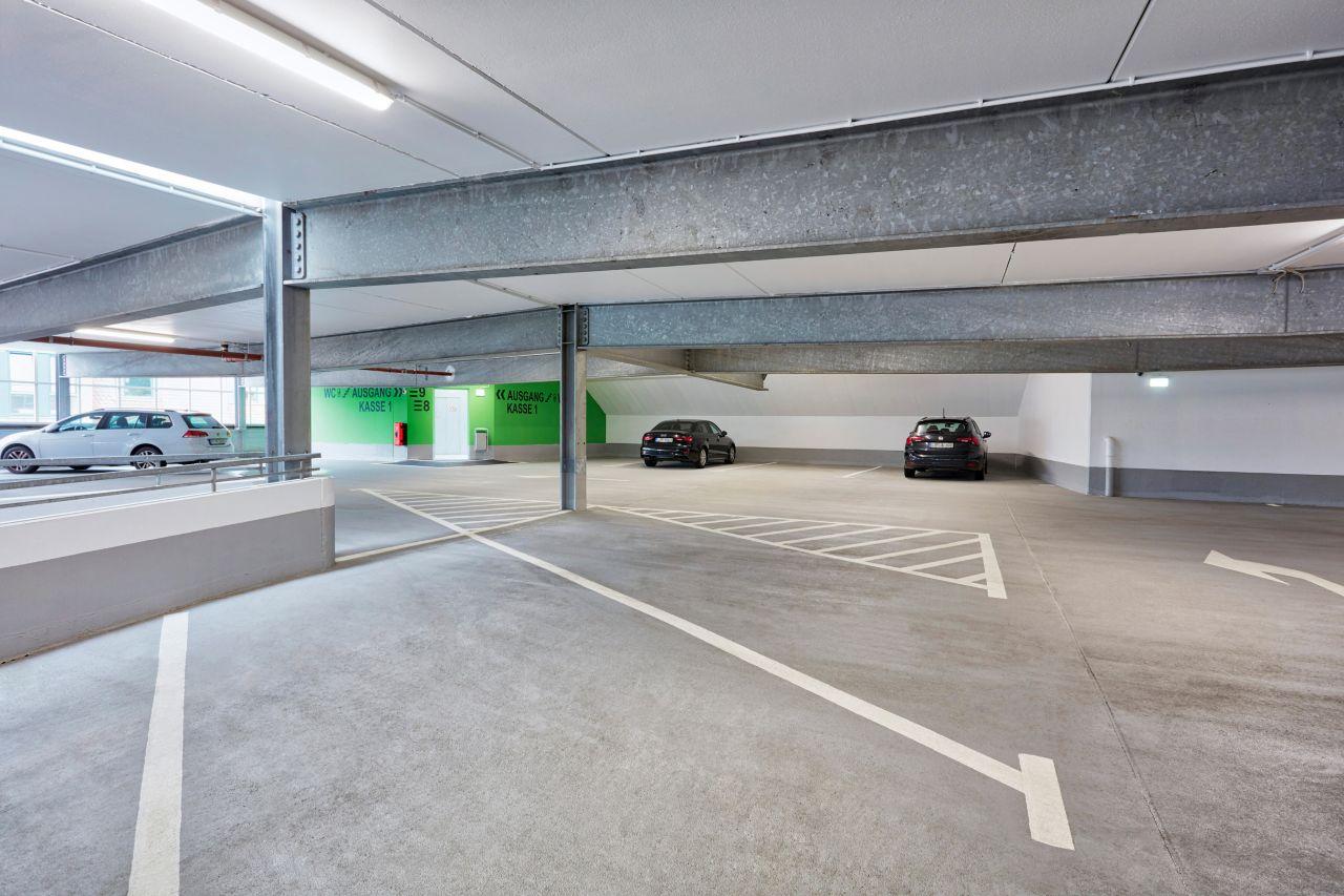 Parkbauten - Betonersatz