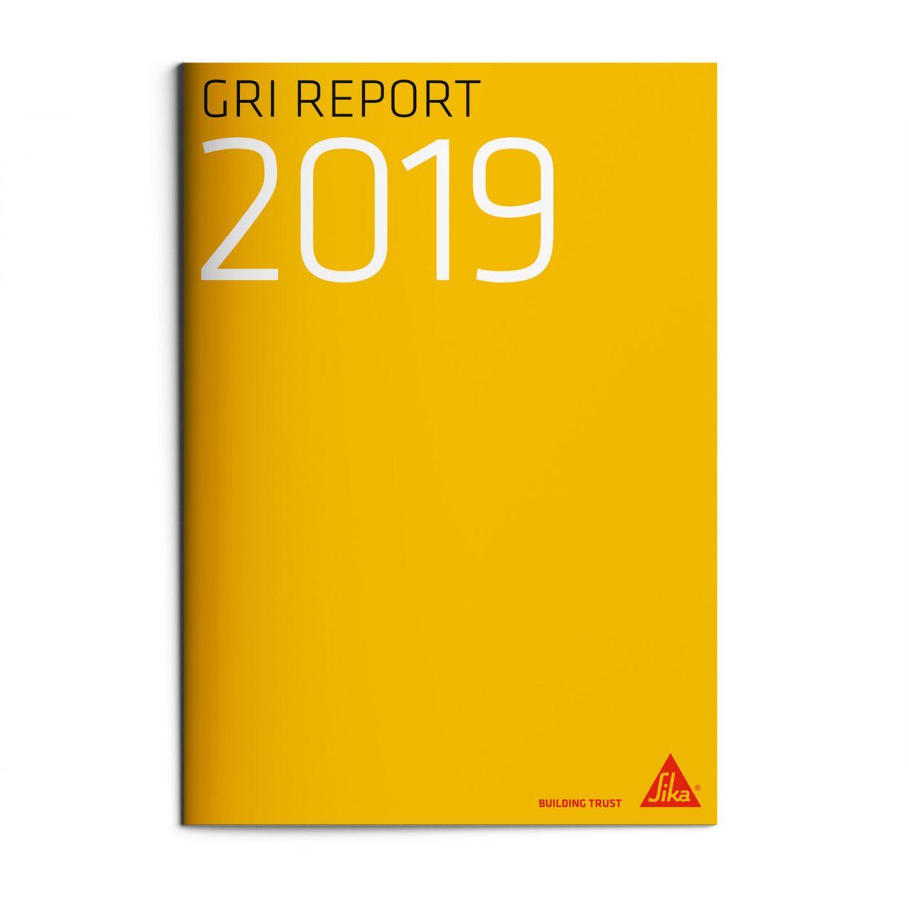 GRI-Bericht Sika Konzern