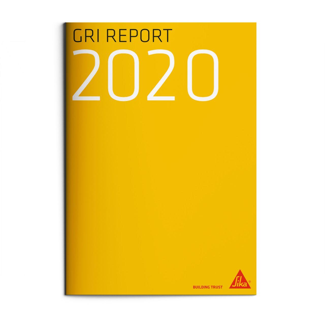 GRI-Bericht 2020 des Sika Konzerns
