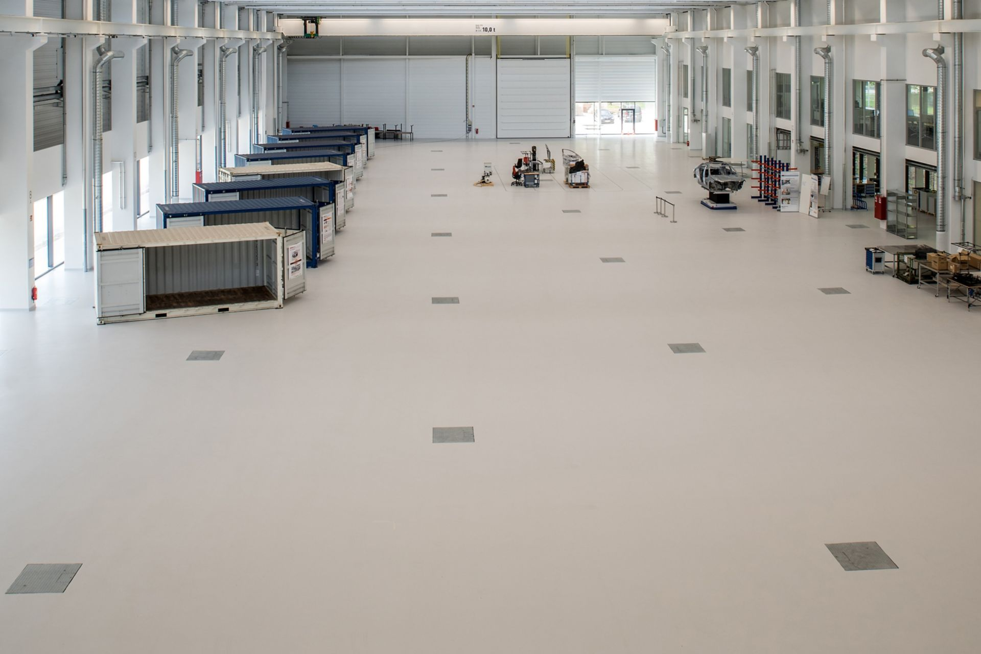 Industrial Coatings: Arena2036