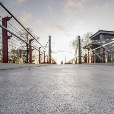 Industrial Coatings: Geh- und Brücke Harsefeld