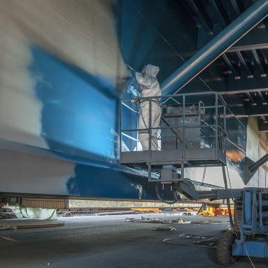 Industrial Coating: Hochmoselbrücke