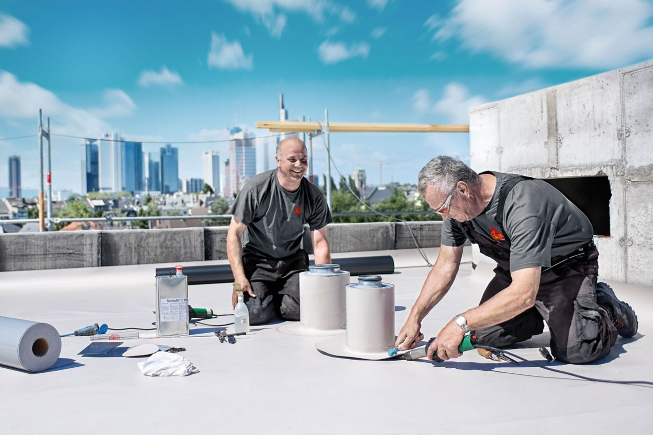 Keyvisual Roofing