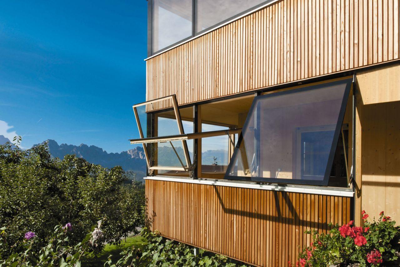 Sika Lösungen für Fassaden, Fenster und Türen
