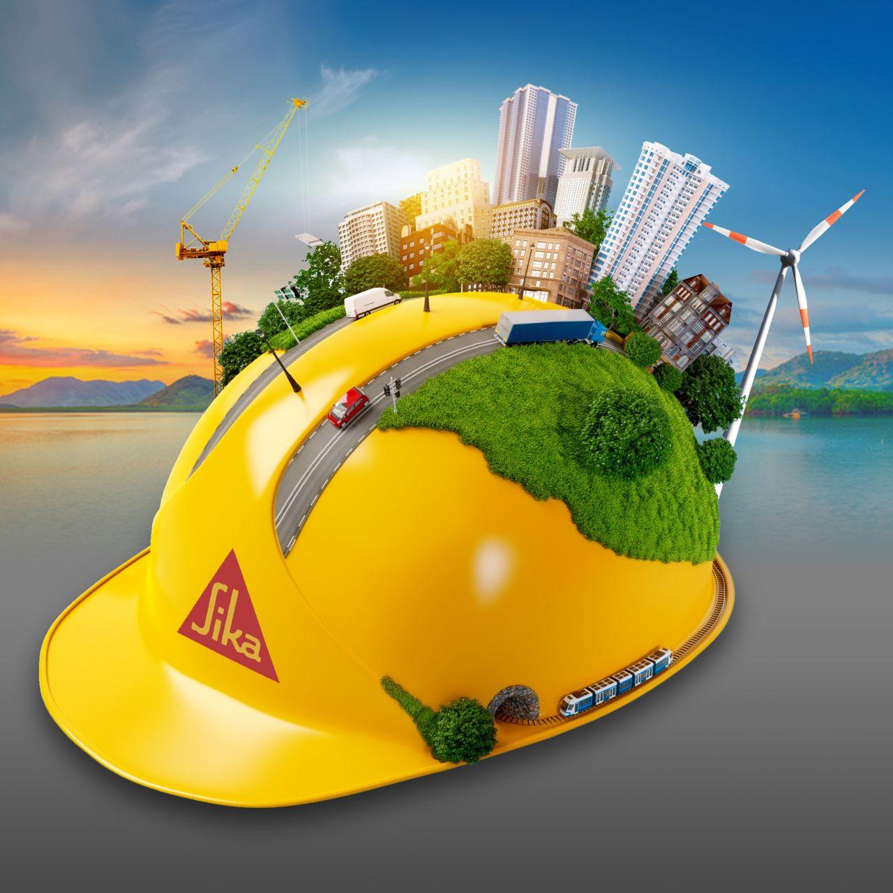 Nachhaltigkeit in der Sika Deutschland GmbH