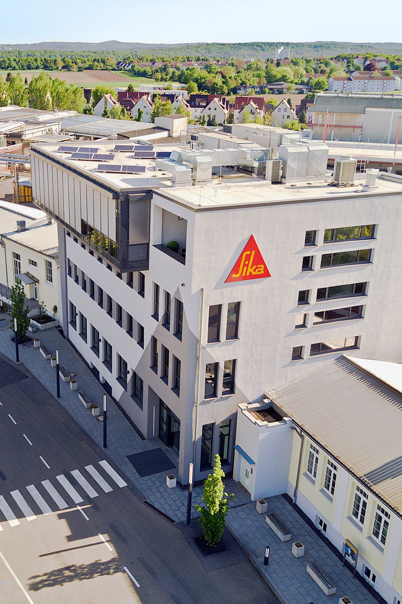 Sika Trainingscenter Stuttgart
