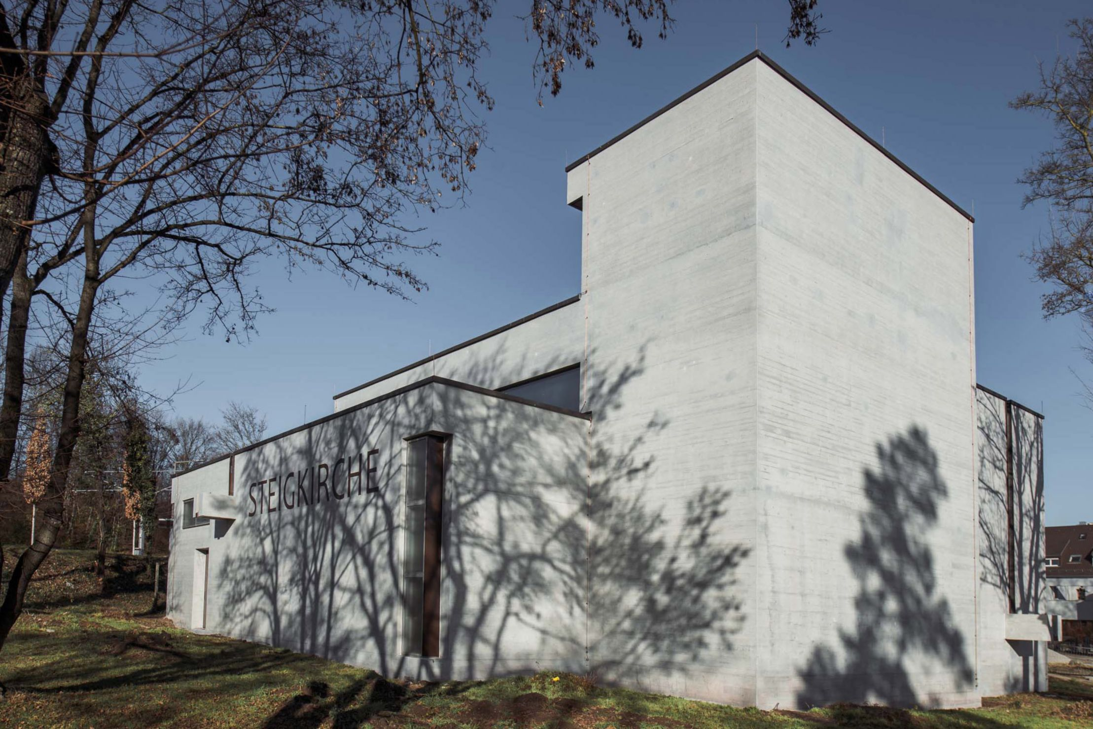 Refurbishment: Steigkirche Stuttgart