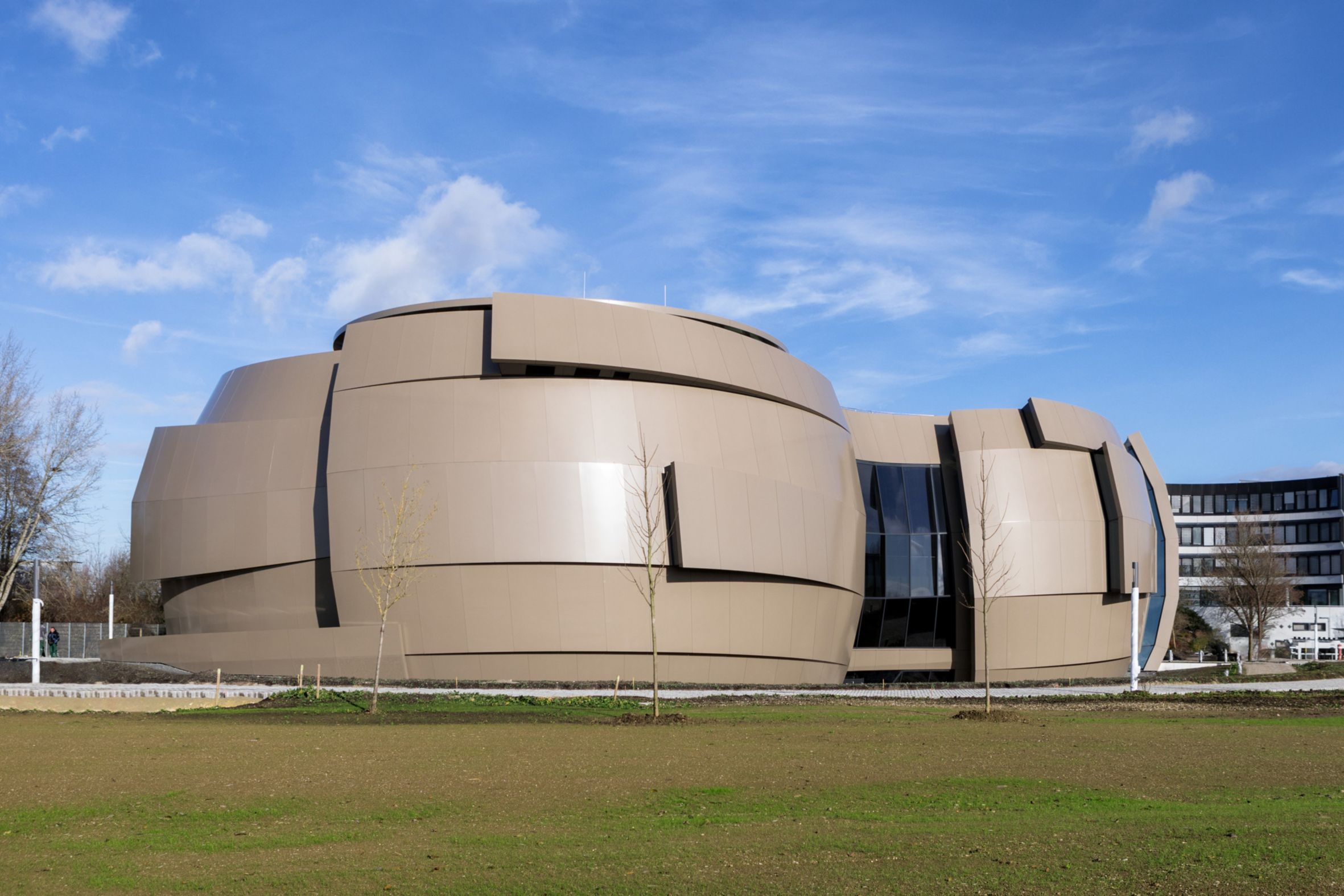 Roofing: ESO-Supernova-Planetarium