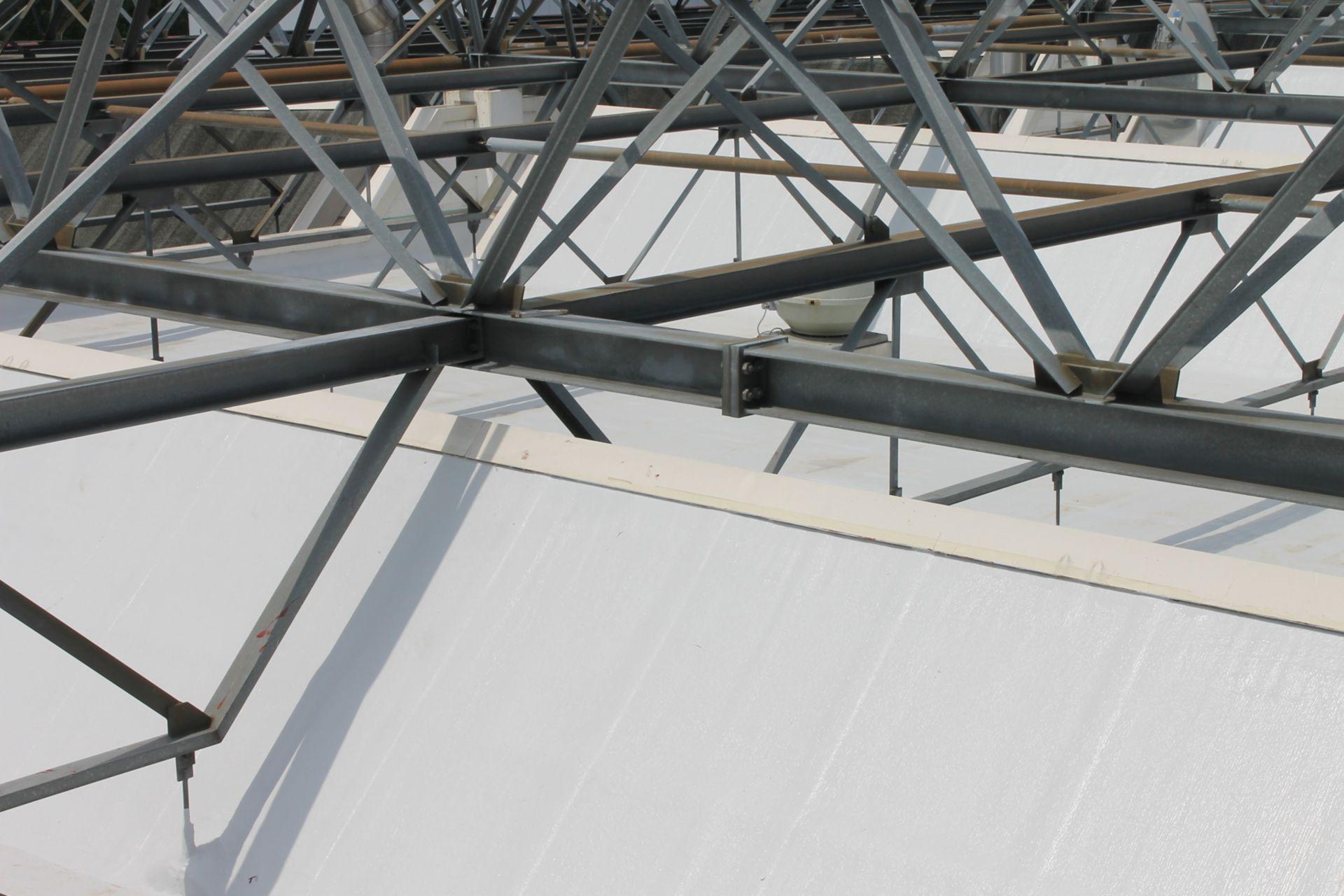 Roofing Milchwerke Bayreuth-Außenansicht