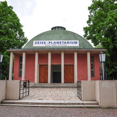 Roofing: Zeiss-Planetarium Jena